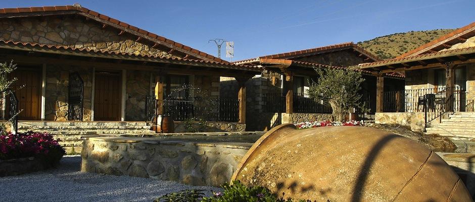 Apartamentos turísticos de calidad en la sierra norte de Madrid.